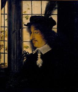 Frederik 3. Foto: Halden historiske Samlinger
