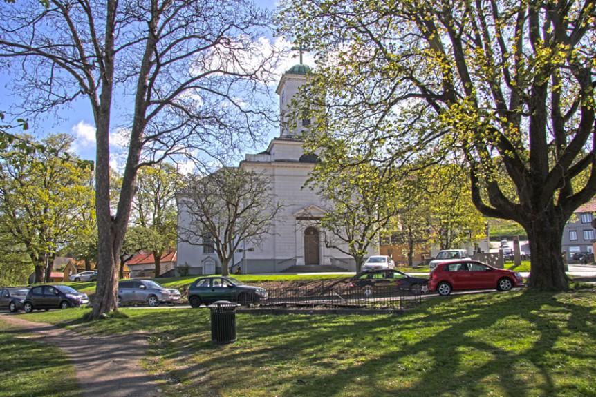 Immanuels kirke. Foto: Espen A. Nordenhaug