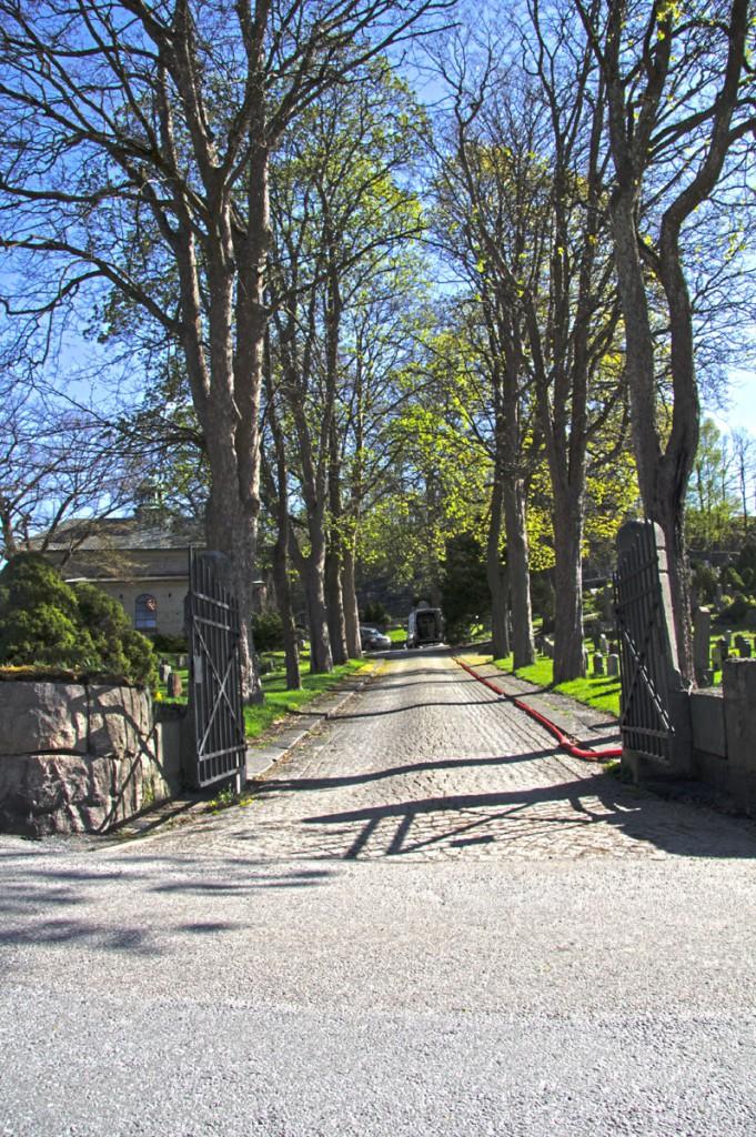 Os kirkegård. Foto: Espen A. Nordenhaug