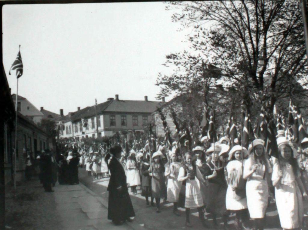 FOTOGRAFIER FRA 17. MAI 1914