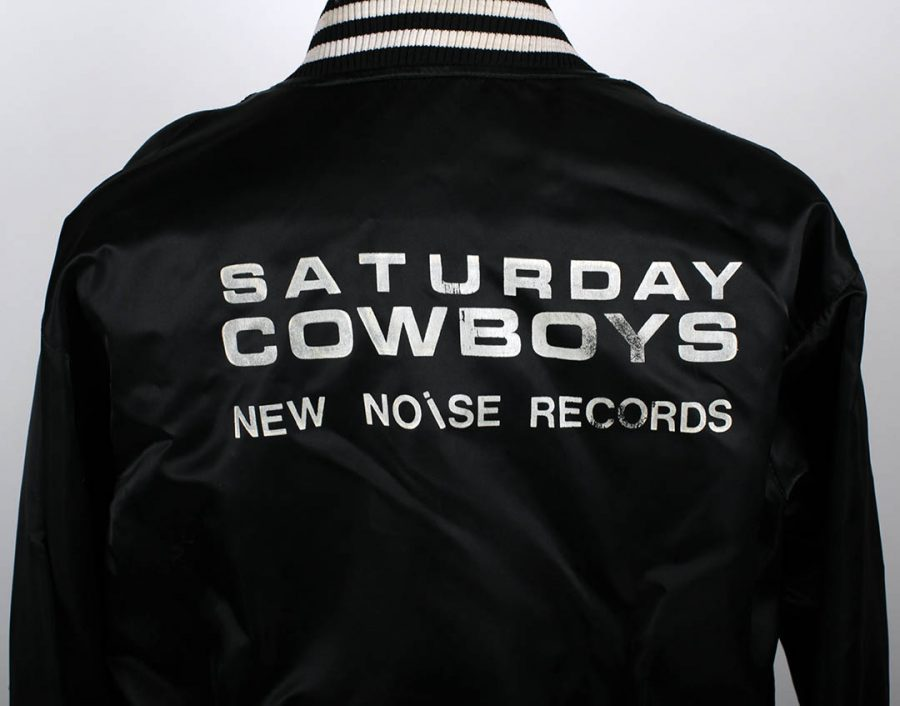 "JAKKE ""SATURDAY COWBOYS - NEW NOISE RECORDS"""